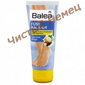 Balea увлажняющий бальзам для ног Fuss Balsam (100 мл.) Германия