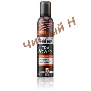 Balea пена для волос Mousse Ultra Power 5 (250 ml)