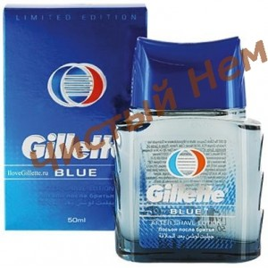 Gillette Blue,Лосьон после бритья  (50 ml)