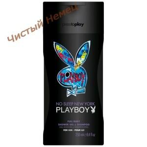 Playboy New York,Гель для душа  250 мл.