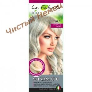 Крем-краска для волос био La Fabelo Professional 10.1 тон (50 мл ) Италия