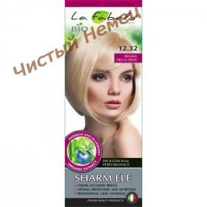 Крем-краска для волос био La Fabelo Professional 12.32 тон (50 мл ) Италия