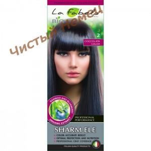 La Fabelo Professional 2 тон ,Крем-краска для волос био(50 мл) Италия