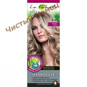 La Fabelo Professional 9.32 тон,Крем-краска для волос био  (50 мл) Италия