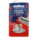 Lavazza ( 250 g) M Crema&Gusto Classico цветная пачка