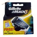 Картриджи  Gillette Mach3 (2 шт)