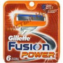Картридж Gillette Fusion Power (6 шт)