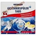 Heitmann Таблетки для посудомоечных машин лимонная свежесть 50таб