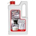 Чистящее средство от налета для чайников и кофеварок Well done 1000 мл