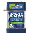 Right Guard Sport Fresh дезодорант гелевый мужской  USA
