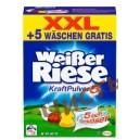 Weißer Riese Kraft Pulver - порошок  для стирки белья (Германия) 5,2 кг- 75 стирок