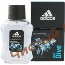 Туалетная  мужская водa  Adidas Ice Dive 100 ml