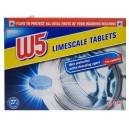 W5 таблетки  антикальк (51 шт)