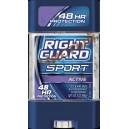 Right Guard Sport Active дезодорант гелевый мужской  USA