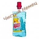 Ajax Средство для мытья пола  цветы лагуны 1л