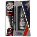 Подарочный набор Gillette Mach3 (станок для бритья +гель мини 75 мл)