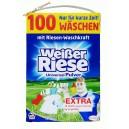 Weißer Riese  коробка (5.5 кг- 100 ст) Universal Pulver