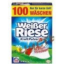 Weißer Riese  - порошок универсал (Германия) 5.5 кг- 100 стирок