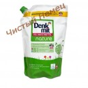 Жидкий био-гель DenkMit Vollwaschmittel nature для белого белья 1,5 л.(23 стирки)