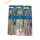 Dontodent Hoch-Tief — активные зубные щетки, 2 шт.