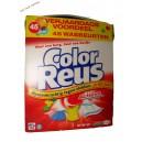 Стиральный порошок для цветных тканей Color Reus на 45 (стирок)Бельгия