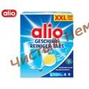 Alio таблетки для посудомоечных машин Classic XXL (100 таб.) Германия