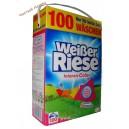 Стиральный порошок Weiber Riese Intensiv Color 100 стирок.Германия.