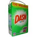 Стиральный порошок Dash color mit Fleckenlosekraft (130 стирок)Германия