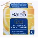 Balea ночной крем Q10 Anti-Falten Nachtcreme (50 мл.) Omega Komplex Германия