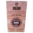 Кофе молотый Jurado Cafe Molido Uganda 100% Арабика (250гр.) Испания