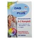 Витаминый комплекс DM Das Gesunde Plus A-Z Depot (100 штук) Германия
