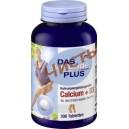 Витаминный комплекс для костей и хрящей DM Calcium + D3 - кальций + витамин D3 (300 шт.) Германия