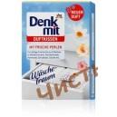 Освежитель белья для шкафа Denkmit Duftkissen mit Frische-Perlen - Cвежесть (4 пакета с держателями) Германия