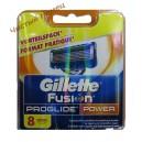 Картриджи Gillette Fusion ProGlide Power Оригинал (8 шт. в упаковке) Германия