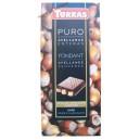 Черный шоколад TORRAS с фундуком без глютена 200 г.Испания