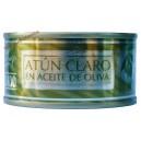 Тунец в оливковом масле Atun Claro En Aceite de Oliva (80 g) Испания