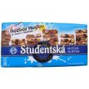 Шоколад ORION Studentska Rozbal Hudbu молочный с арахисом и желе (180g) Чехия
