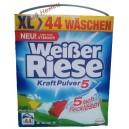 Стиральный порошок универсальный Weißer Riese Kraft Pulver (2.42 кг.44 стирки) Германия