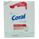 Coral порошок для белого и светлого белья Optimal White (18 стирок 837g) Нидерланды