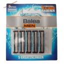 Balea 3-Klingen Rasierer Men картриджи для бритья (5 шт) Германия