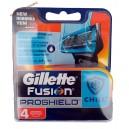 Gillette Fusion ProShield Chill Картриджи (4 шт) Колумбия