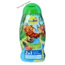 SauBаr 2 in 1 Tropen-Mix шампунь-гель для душа с ароматом тропических фруктов (250 мл) Германия