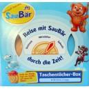 SauBär салфетки арома бокс Taschentücher-Box (60 шт) Германия