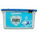 Fairy non bio pods Капсулы для стирки 3в1  (38 стирок) Германия