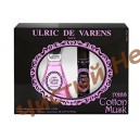 Ulric de Varens Miss Cotton Musk Подарочный набор женский (туалетн.вода 30 мл + спрей 20 мл) Франция