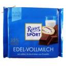 Ritter Sport edel Vollmilch молочный шоколад с насыщенным вкусом какао (100 гр) Германия