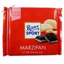 Ritter Sport Marzipan черный шоколад (100 гр) Германия