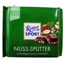 Ritter Sport Nuss-Splitter Молочный шоколад с дробленным лесным орехом (100 гр) Германия