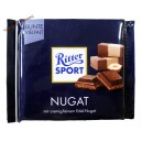 Ritter Sport молочный шоколад с нугой и кусочками фундука (100 гр) Германия