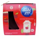 "Ambi Pur,Ароматические свечи ""Apple & spice"" (1 шт-100 гр) Германия"